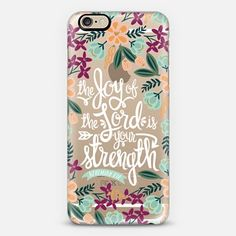 French Press Mornings - The Joy of the Lord - Phone Case