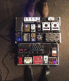 Pedalboard  Follow to get inspired! Daily Update!