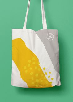 Pattern / Colour / Well & Truly / Brand Identity / Tote Bag / Tone of Voice / Logo / Snacking / Start-up / Healthy