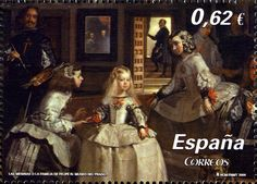 Spainish paintings Postage Stamps | Philately Exhibition's and Joint Issue Stamp