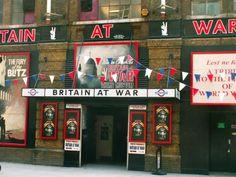 Winston Churchill's Britain at War