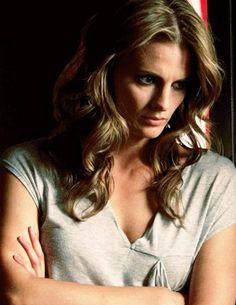 Kate so sad? Most Beautiful Women, Beautiful People, Stana Katic Hot, Castle Tv Shows, Castle Abc, Kara Danvers Supergirl, Film Blade Runner, Castle Beckett, Canadian Actresses