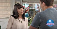 """""""The Bold and the Beautiful"""" spoilers for Tuesday, June 7, tease that Quinn (Rena Sofer) will open up to Wyatt (Darin Brooks) about her changing point of view. She'll realize that she needs to let go of her hope for a future with Liam (Scott Clifton). However, Quinn will suggest that it could spell"""