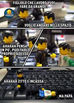 Lego Humor, Funny Test, Bad Boys, Sentences, Life Is Good, Haha, Comics, Anime, Smile