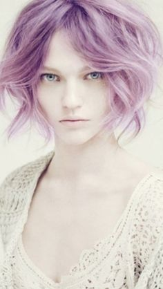 pastel violet - Coloration Violet Pastel