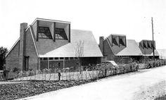 Three studio houses at KüsnachterstrasseZumikon, Zürich, Switzerland; Studio, Switzerland, Cabin, House Styles, World, Modern, Houses, Outdoor, Amazing