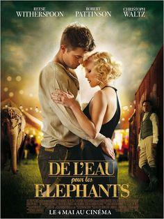 De leau pour les éléphants