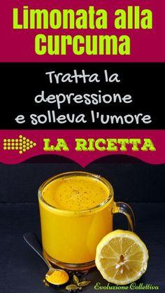 #curcuma #limonataallacurcuma #depressione #rimedinaturali #evoluzionecollettiva