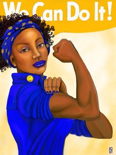 We Can Do It Sigma Gamma Rho by ThePanhellenist on Etsy