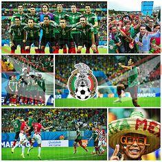 Mexico 3-1 Croacia 23/06/14