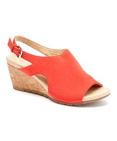 666bd0e16da7 Bandolino Red Galatee Sandal. Jack RogersWedge SandalsCute ShoesWedgesBeautiful  ...