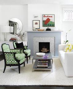 Dashing Living Room Design  T4.  Don't love it.