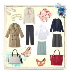 ストレート 春の装い|iQON