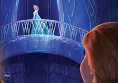 Pre-order the #DisneyFrozen Blu-Ray Combo Pack at Disney Store to get this and 3 more exclusive lithographs for free.