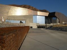 Utah Museum of Natural History, built by Big-D Construction, design by Ennead Architects