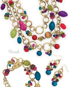 Spring 2013 Collection - Parade Ensamble