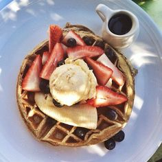Breakfast at LA Chapter  http://www.instagram.com/lusttforlife