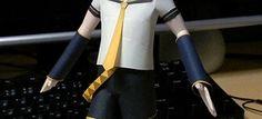 Vocaloid Kagamine Len Papercraft