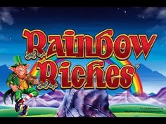 Play this awesome online slot game with lots of riches to be won at Coinfalls casino. Play Rainbow Riches slot game! #slots #casino Sign up to get £5 No Deposit Rquired.   https://www.coinfalls.com/games/rainbow-riches/?tcode=socialVIP