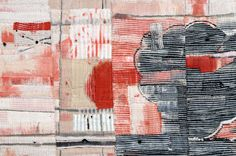 matthew harris textiles | Ragged Cloth Cafe, serving Art and Textiles