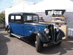 PEUGEOT 601 limousine 1934