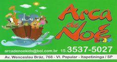 Arca de Noé Kids Brinquedos e Presentes