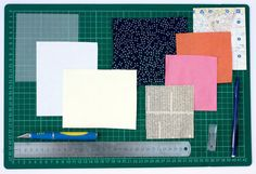 papercutting fundamentals supplies