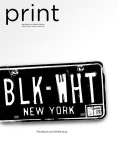 print design | print magazine cover design nyc 2007