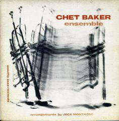 Chet Baker ensemble - Pacific Jazz Records