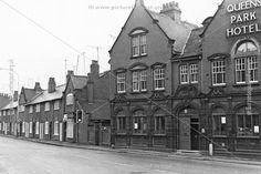 The Queens Park Hotel, Chesterfield Chesterfield Derbyshire, Peak District, Park Hotel, Queens, Thea Queen