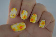 Flower Nail Foils