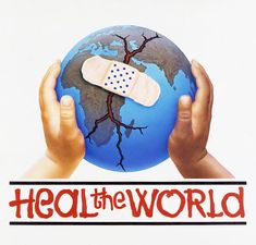 Heal The World - David Nordahl, Michael Jackson's personal portraitist from 1988 - 2005, USA