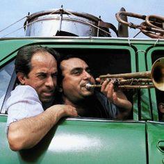 Fanfare Ciocarlia. Balkan Gypsy Band.