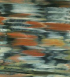 Gerhard Richter - Townscape