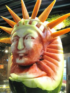 watermelon-art