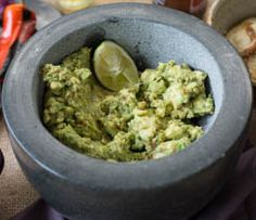Think outside the fajita (or taco)! Guac is great as a dip for veggies, too.
