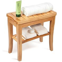 Fresh Shower Stool for Shaving