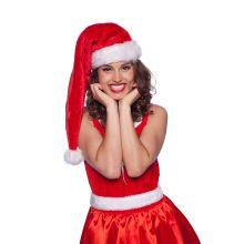 Mit der  Weihnachtsmannmütze XL fallen Sie auf jeder Weihnachtsfeier auf :) Nyc, Ronald Mcdonald, Beautiful, Disney Princess, Disney Characters, Party, Blog, Style, Fashion