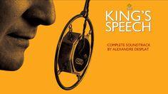 The King's Speech Complete Soundtrack OST by Alexandre Desplat