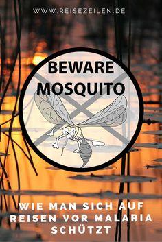 Alles, was man über Malaria wissen sollte und wie man sich effektiv auf Reisen schützen kann.