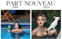 Part Nouveau, quand la photographie de mode s'inspire du passé