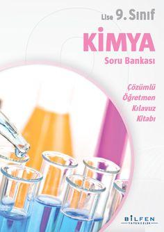 9. Sınıf Kimya Soru Bankası Çözümlü Öğretmen Kılavuz Kitabı