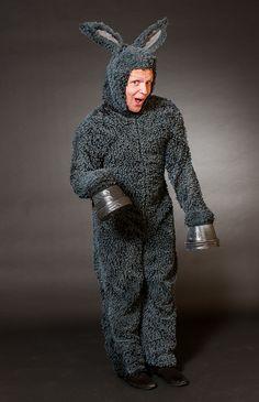 Shrek, The Musical Costumes Theatre Props, Theatre Costumes, Musical Theatre, Shrek Donkey Costume, Animal Costumes, Woodland Wedding, Halloween Costumes, Halloween 2018, Costume Design