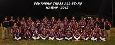 2012 Southern Cross All-Stars Football ream