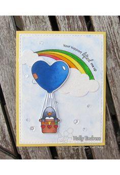 Waddles - Rainbow Fun
