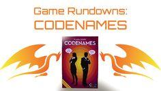 Code Names - Run Down