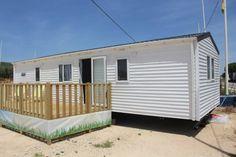 Willerby Mistral CL 'The Martin' 34ft x 12ft mobile holiday home / static caravan for sale in Spain - Exterior