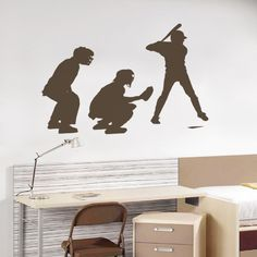 Transforme a casa com desenhos de desporto em vinil super originais e inovadores. Decorar as paredes com vinil autocolante nunca foi tão fácil e barato.