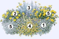 Blumenkasten zum Nachpflanzen