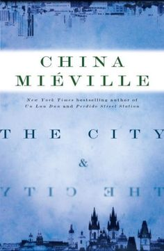 The City & The City by China Mieville, http://www.amazon.com/dp/0345497511/ref=cm_sw_r_pi_dp_UlZiqb0VHE9GD